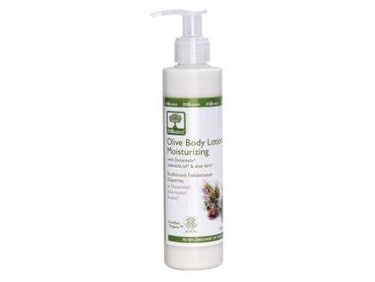 BIOselect® Tělové mléko hydratační 200ml BIOselect®