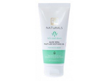 BIOselect® Zklidňující Aloe vera gel na obličej a tělo 100ml BIOselect® NATURALS