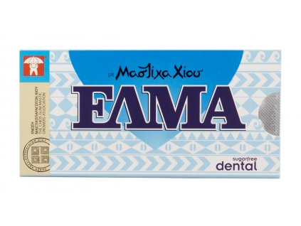 Žvýkačky s mastichou dental bez cukru 13gr ELMA