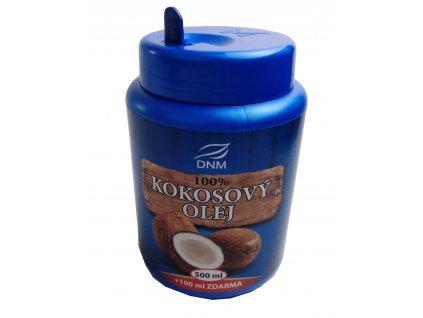 Akce Kokosový olej v dóze 500 ml, DNM
