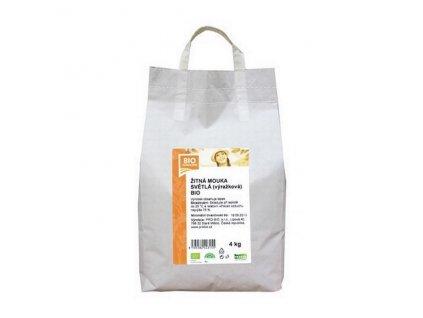 Akce GASTRO - Žitná mouka světlá/výražková/ BIO 1 KS (4 kg)