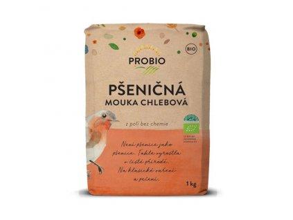 Akce Mouka pšeničná chlebová 1 kg BIO PROBIO