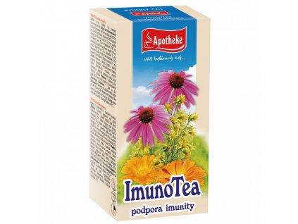 Apotheke ImunoTea na podporu imunity 20x1,5g