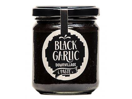 Pomazánka z černého česneku 100g BLACK GARLIC DOWNVILLAGE