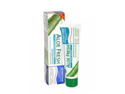 Zubní pasta SENSITIVE gel 100 ml ESI