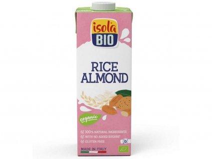 Bio Rýžový mandlový nápoj 1000ml