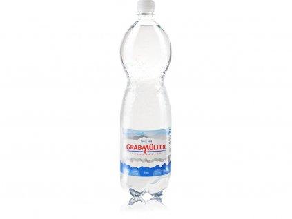Přírodní pramenitá voda Quellwasser Still 1,5l