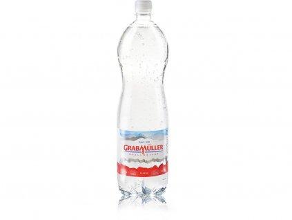 Přírodní pramenitá voda Quellwasser Classic 1,5l