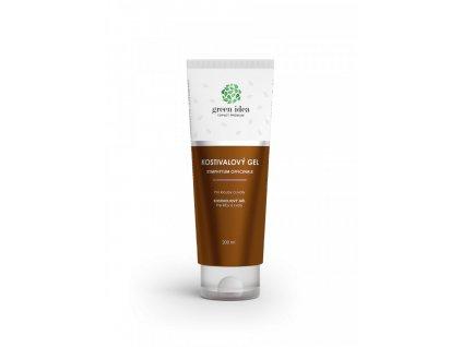 Kostivalový masážní gel 250g Topvet