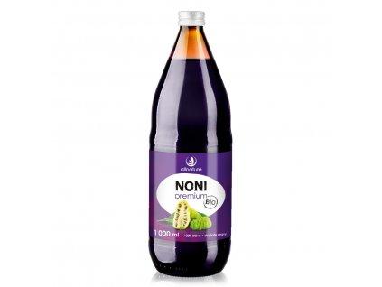 Akce Noni BIO Premium 1000 ml Allnature
