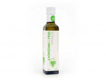 AKCE Hroznový olej 250ml Bohemia olej