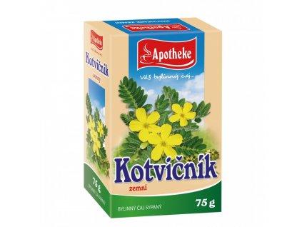 Apotheke Kotvičník nať 75g