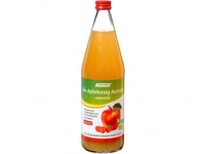 AKCE Bio Ocet jablečný, přírodně kalný, s Acerolou 750 ml Schoenenberger