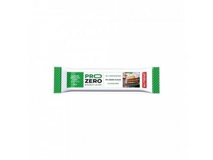 Prozero Nutrend Prozero tyčinka Mandlovo-pistáciový koláč 65g