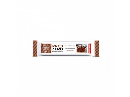 Prozero Nutrend Prozero tyčinka Čokooříšek koláč 65g