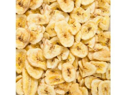 Banánové plátky 5kg BIO COUNTRYLIFE