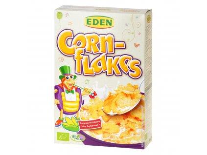 Lupínky kukuřičné Classic flakes 375g BIO EDEN