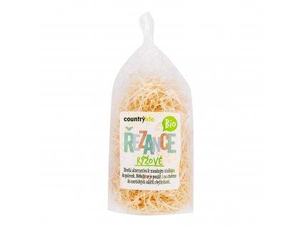 Těstoviny řezance rýžové 200g BIO COUNTRYLIFE