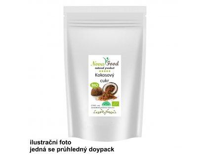 Bio kokosový cukr Novafood 350g Doy-pack ZIP