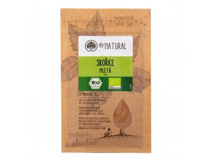 Skořice mletá 15 g BIO PĚKNÝ - UNIMEX