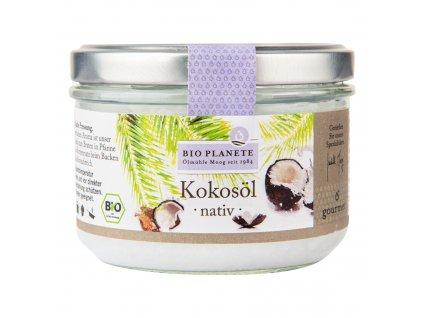 Olej kokosový panenský 200ml BIO BIO PLANETE