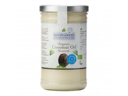 Olej kokosový dezodorizovaný 950 ml BIO BIO PLANETE