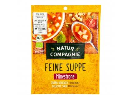 Polévka Minestrone zeleninová 50 g BIO NATUR COMPAGNIE