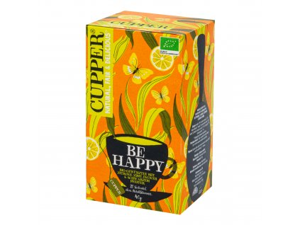 Čaj Be Happy 40 g BIO CUPPER