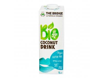 Nápoj kokosový 1 l BIO THE BRIDGE