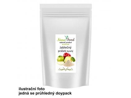 Jablečný prášek Novafood 250g Doy-pack ZIP