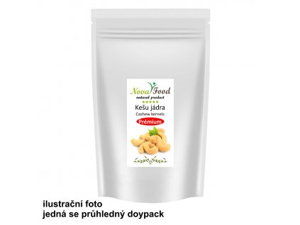 Kešu PRÉMIUM 250g Novafood Doy-pack ZIP