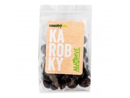 Karobky arašídové 100 g COUNTRY LIFE