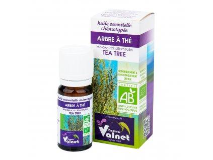 Éterický olej tea tree 10 ml BIO DOCTEUR VALNET