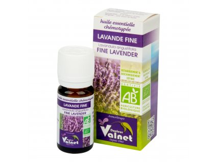 Éterický olej levandule 10 ml BIO DOCTEUR VALNET