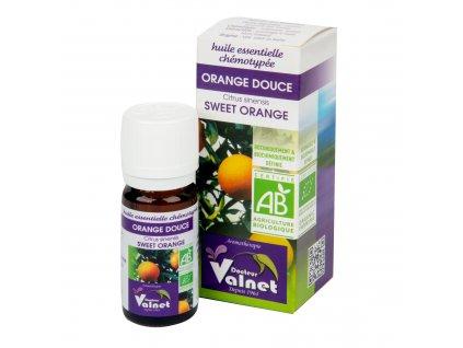 Éterický olej pomeranč 10 ml BIO DOCTEUR VALNET