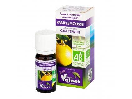 Éterický olej grapefruit 10 ml BIO DOCTEUR VALNET
