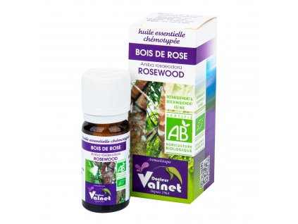 Éterický olej růžové dřevo 10 ml BIO DOCTEUR VALNET