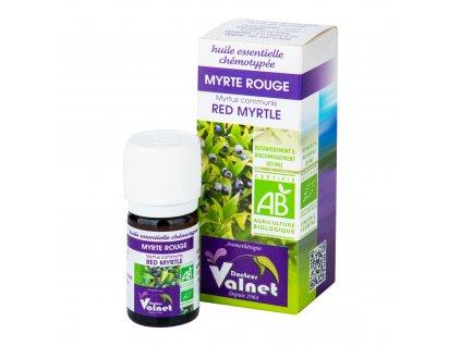 Éterický olej červená myrta 5 ml BIO DOCTEUR VALNET