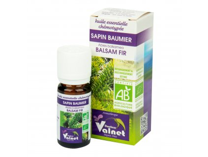 Éterický olej jedle balzámová 10 ml BIO DOCTEUR VALNET