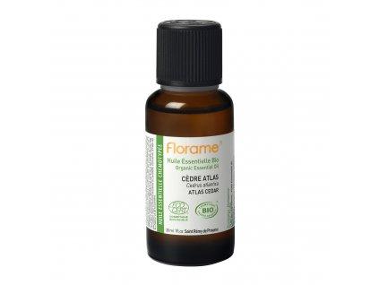 Éterický olej cedr atlas 30 ml BIO FLORAME
