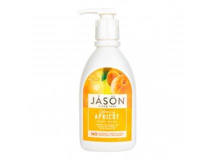 Gel sprchový meruňka 887 ml JASON