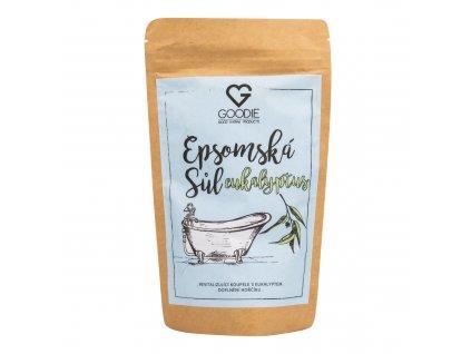 Epsomská sůl s eukalyptem 250 g GOODIE