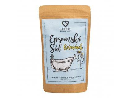 Epsomská sůl s heřmánkem 250 g GOODIE