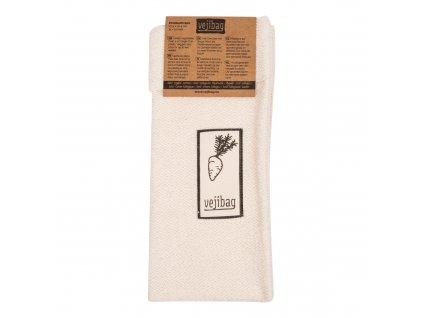 Sáček z bavlny na uchovávání zeleniny Standard VEJIBAG