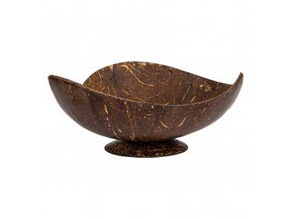 Miska kokosový ořech - srdcový tvar 200 ml HEDSOR