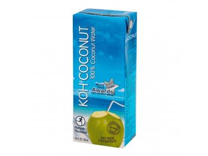 Kokosová voda 250 ml KOH COCONUT