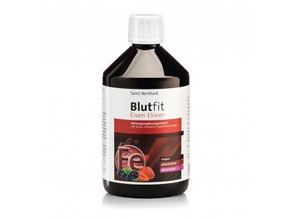 AKCE Sanct Bernhard Blutfit Elixír se železem 500 ml