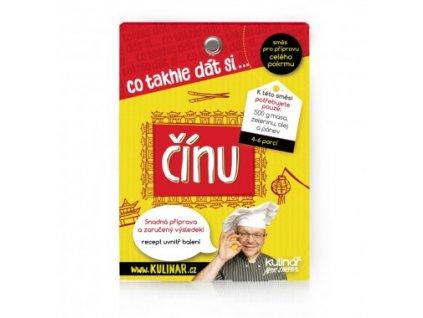 Co takhle dát si... čínu - Kulinář Petr Stupka - směs pro přípravu celého pokrmu 30g