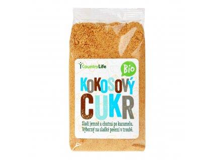 AKCE Cukr kokosový 250g BIO COUNTRYLIFE