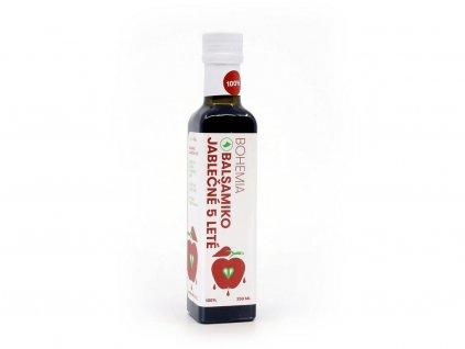 Jablečné Aceto Balsamico 5 leté 250ml Bohemia olej
